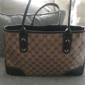Gucci Crystal Bag